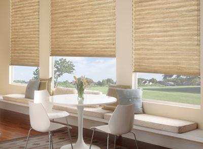 Рулонные шторы и шторы плиссе – удобно, практично, современно