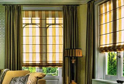 Стиль штор – как создаются шедевры